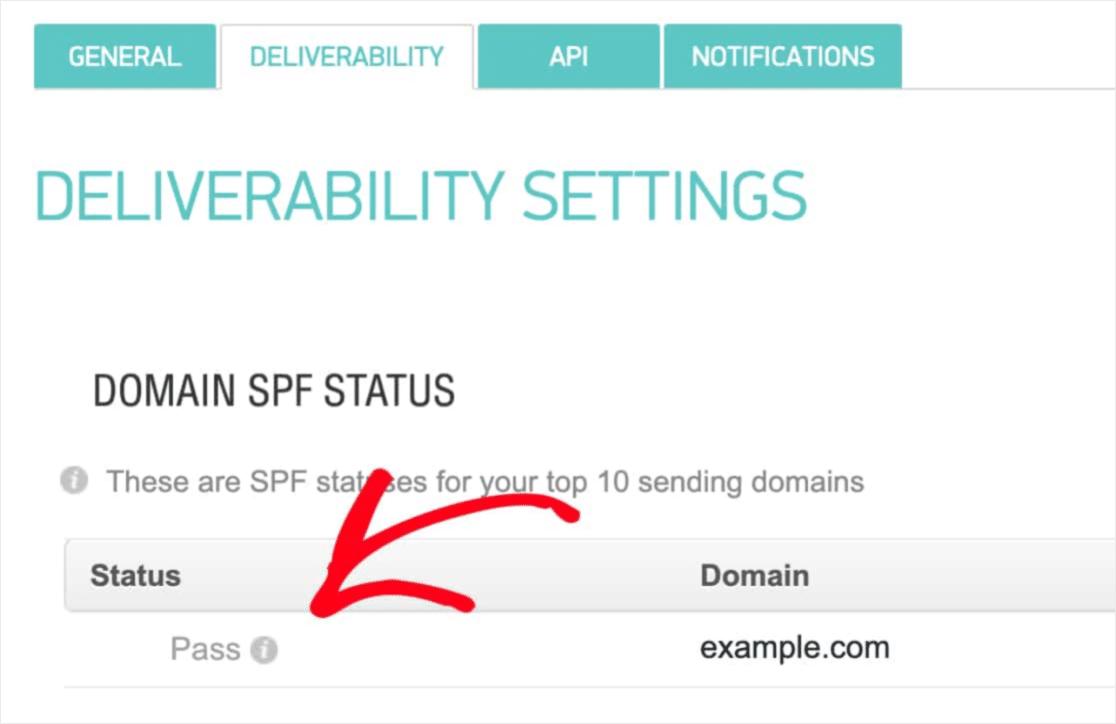 checking spf status
