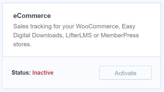 Wocomerce eCommerce