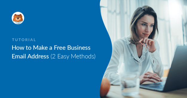 How to Make a Free Business Email Address
