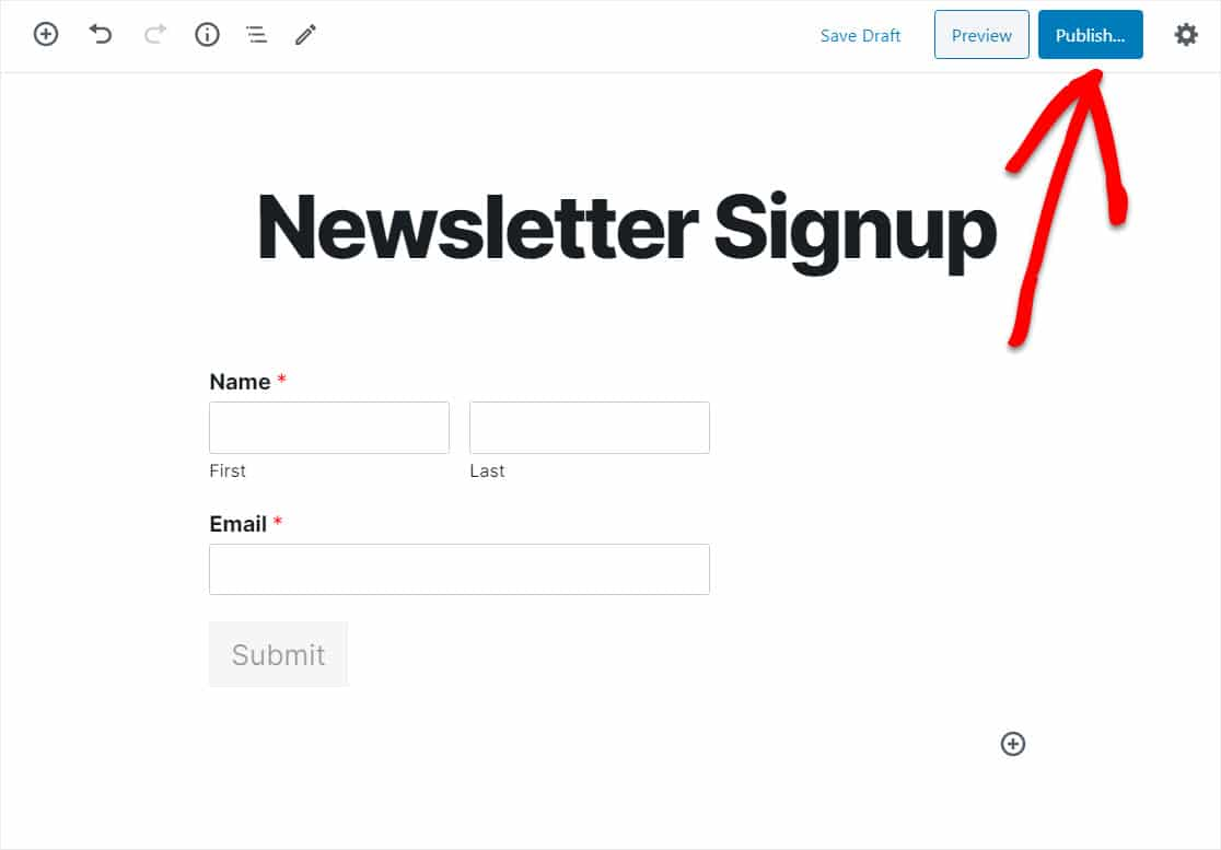 publish newsletter signup aweber wordpress formpublish newsletter signup aweber wordpress form