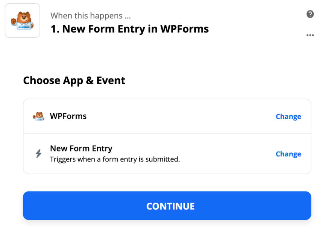Custom GoToWebinar registration form Zap