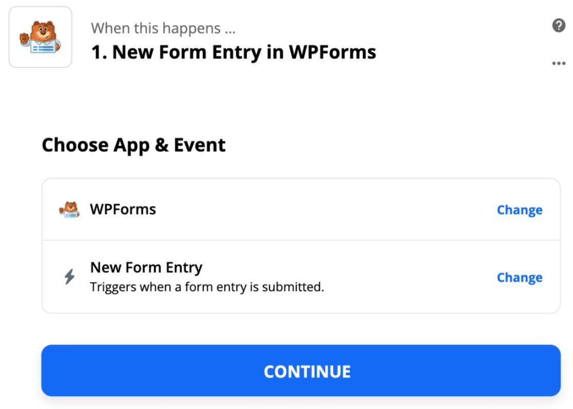 Custom GoToWebinar registration form Zap
