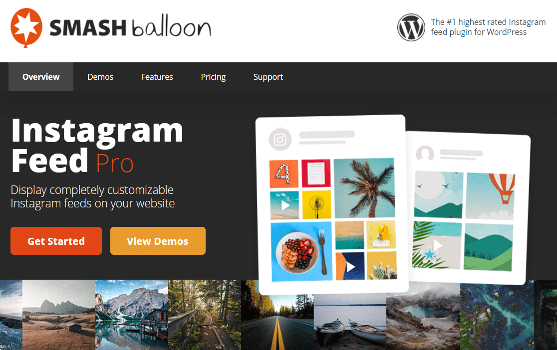 how to get more leads on wordpress with instagram