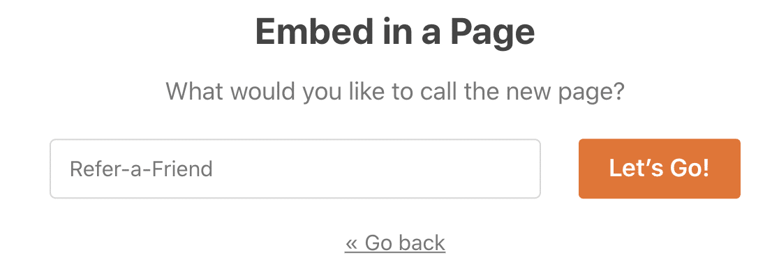 Name your refer-a-friend form
