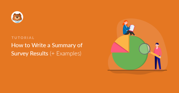 How to Write a Summary of Survey Results