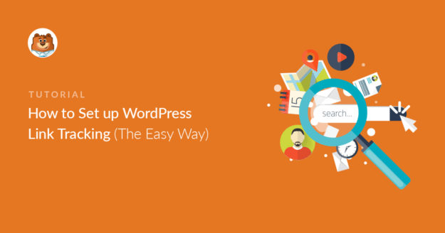 WordPress link tracking