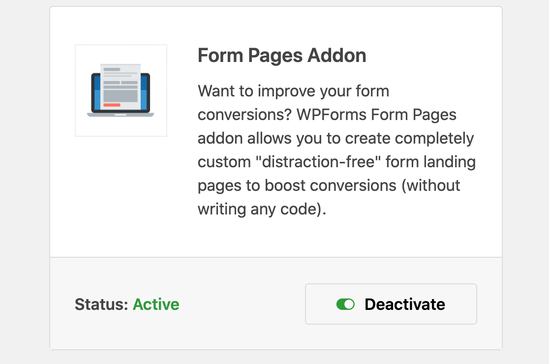 Add your webinar form to a landing page in WordPress