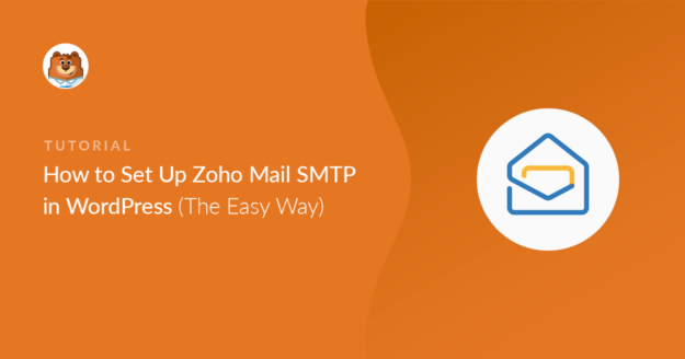 Zoho Mail SMTP WordPress