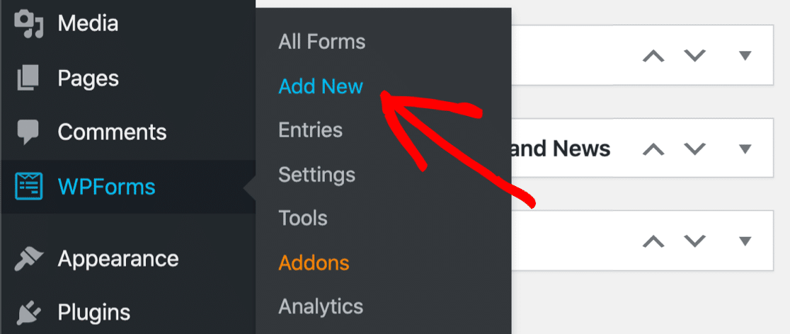 Add new user submitted post form in WordPress