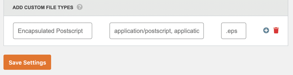 Allow Adobe Illustrator file types in WordPress