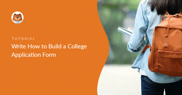how-to-build-a-college-application-form