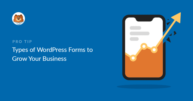 types-of-wordpress-forms-to-grow-your-business