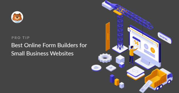 best-online-form-builders-for-small-business-websites