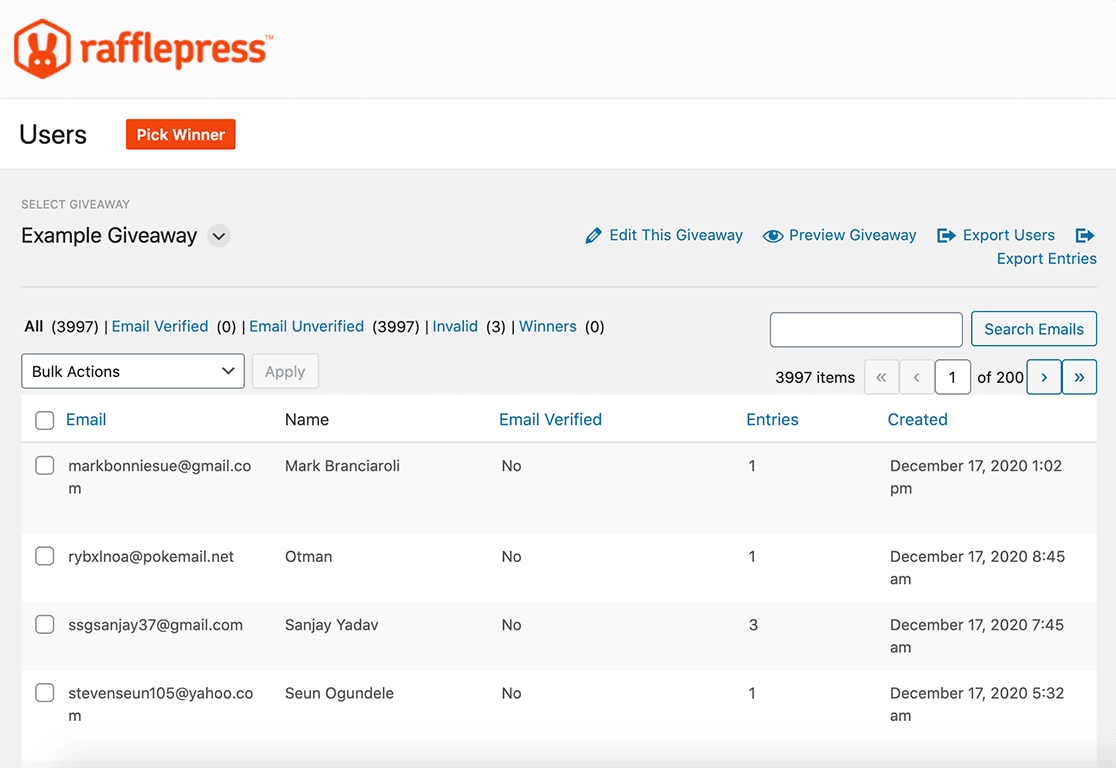 giveaway-entry-management-rafflepress-review