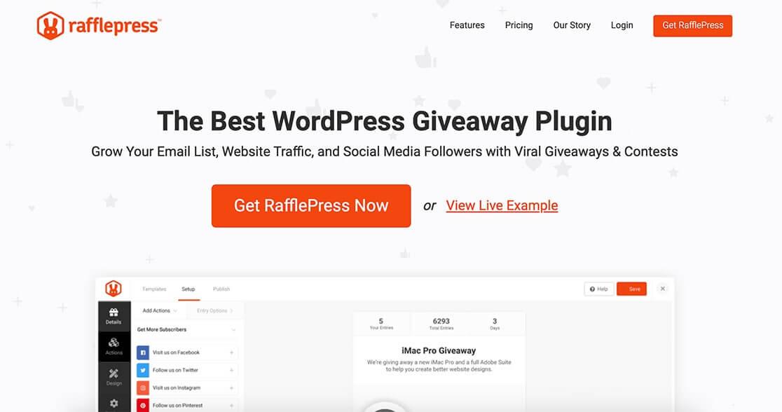 rafflepress-WordPress-giveaway-builder-min