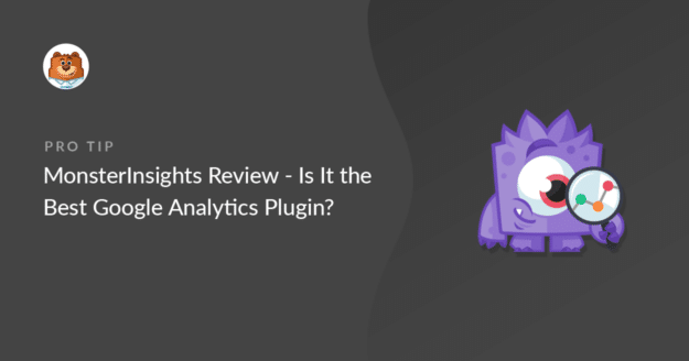 monsterinsights-review-is-it-the-best