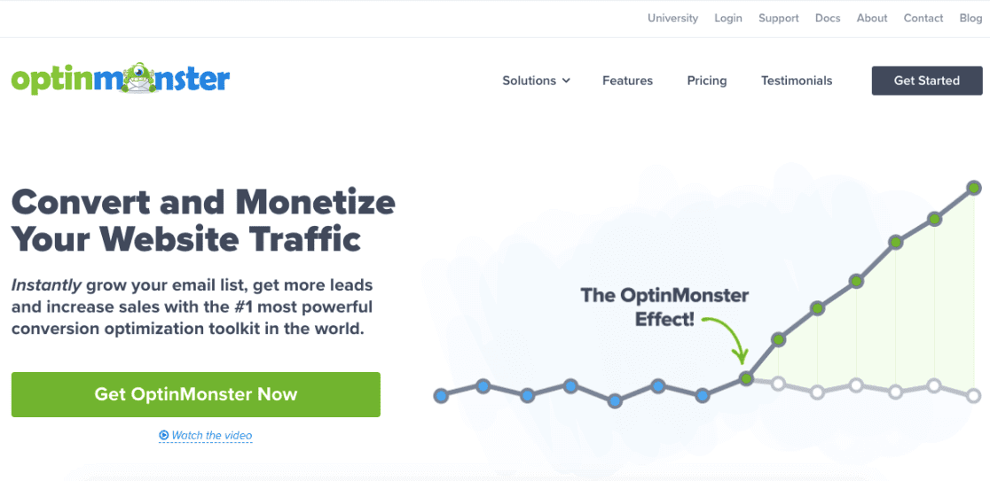 optinmonster homepage for review-min