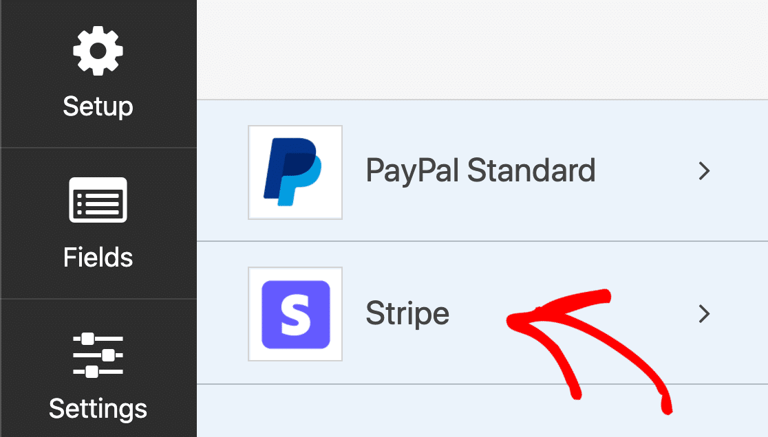 Recurring payments Stripe settings