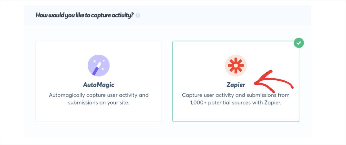 Zapier integration for TrustPulse