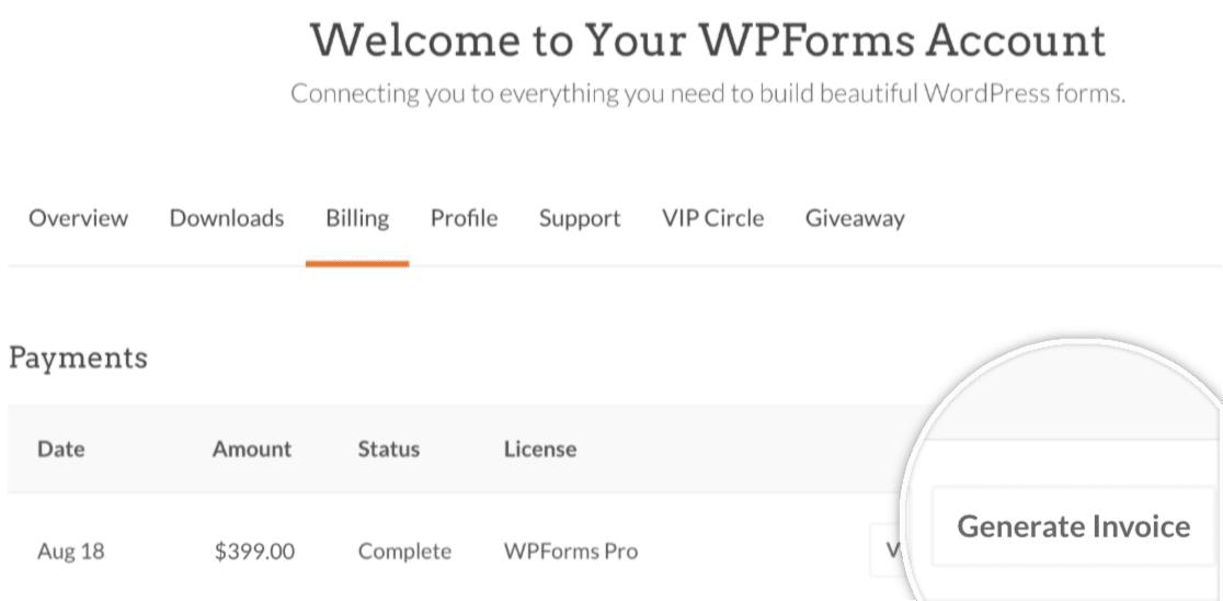 wpforms-generate-invoice