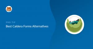 Caldera Forms alternatives