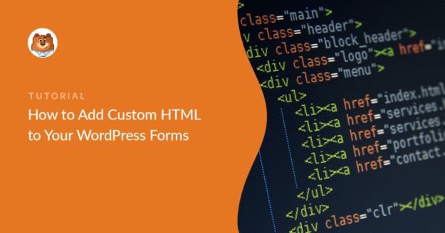 how-to-add-custom-html-to-your-wordpress-forms