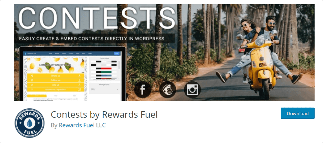 Contests by Reward Fuel: Best Free gleam alternative