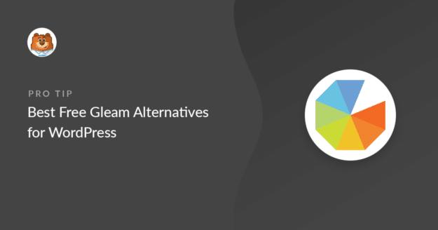 best-free-gleam-alternatives-for-wordpress