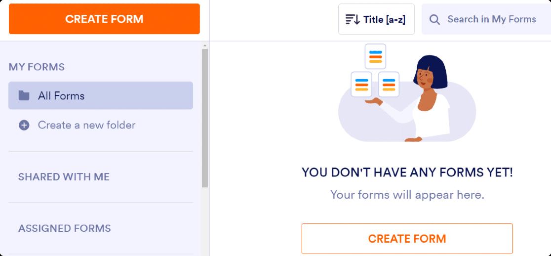 JotForm-dashboard