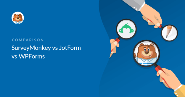 surveymonkey-vs-jotform-vs-wpforms