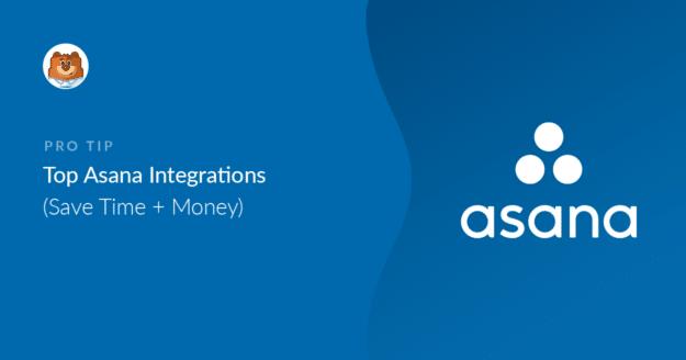 Top Asana integrations