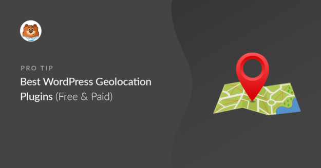 WordPress geolocation plugins